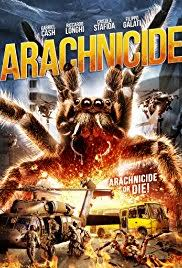 Arachnicide Movie Review