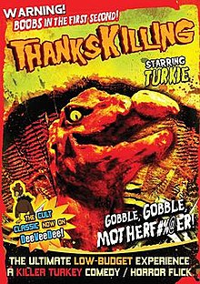 Thankskilling & Thankskilling 3 Movie Review
