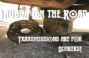 How the Transmission Issue Went Downhill