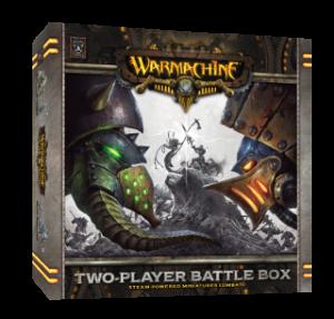 Warmachine Battle Box mk3