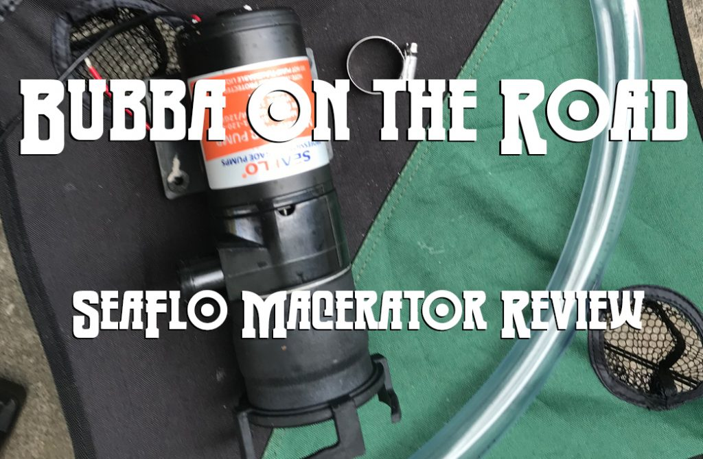 SeaFlo Macerator Pump Video Review and Installation