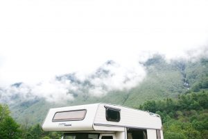 White Roof RV