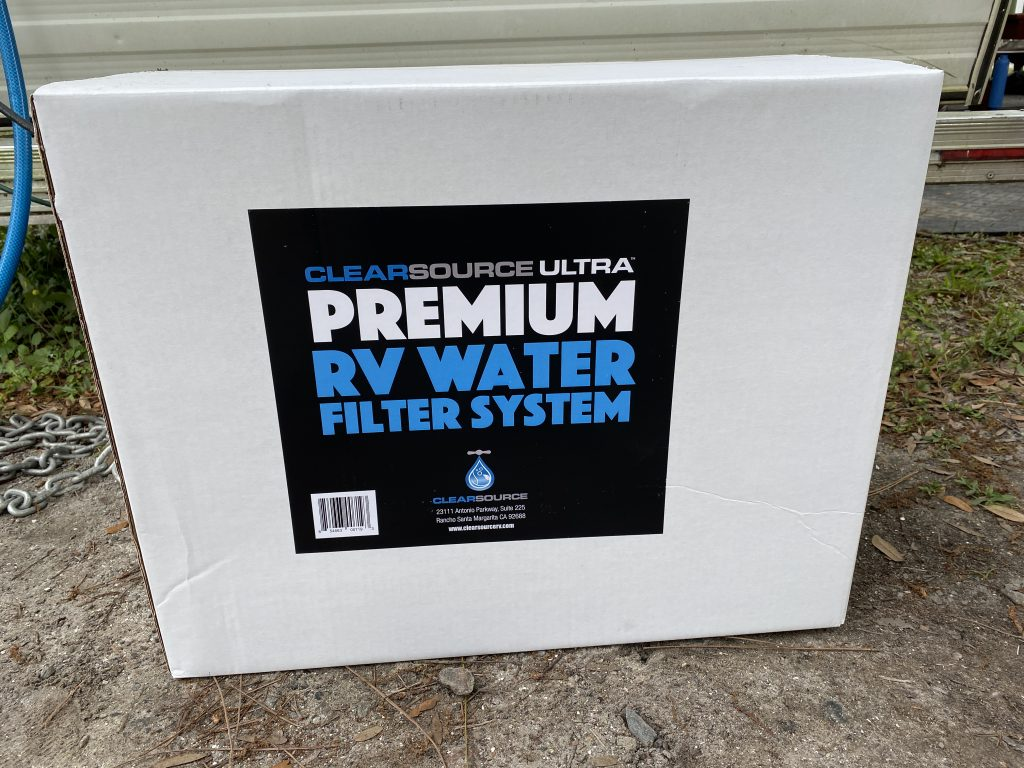 Clearsource Ultra RV Filter Review