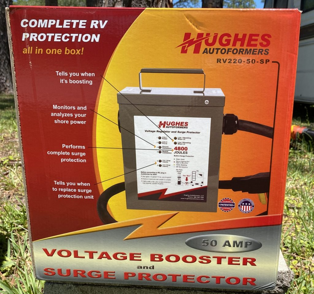 Hughes Autoformer Voltage Booster Review