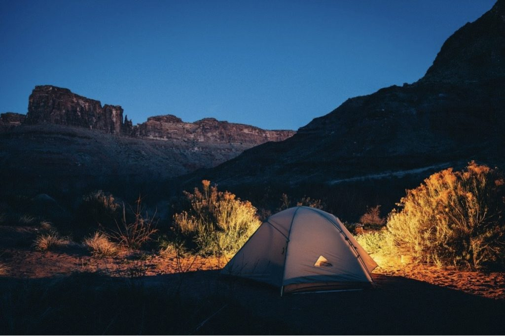 4 Tips For Stress-Free Camping